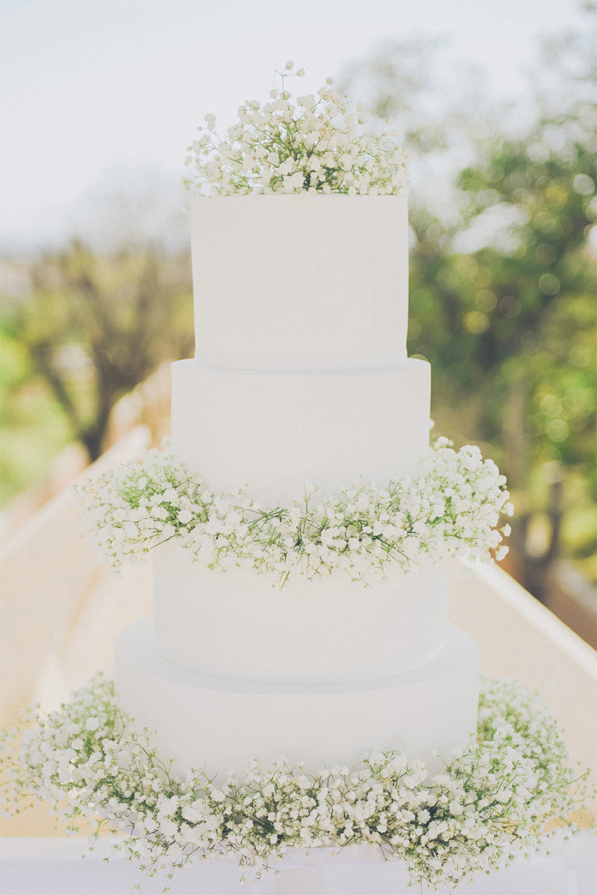 Wedding Ideas By Colour: White Wedding Theme | CHWV