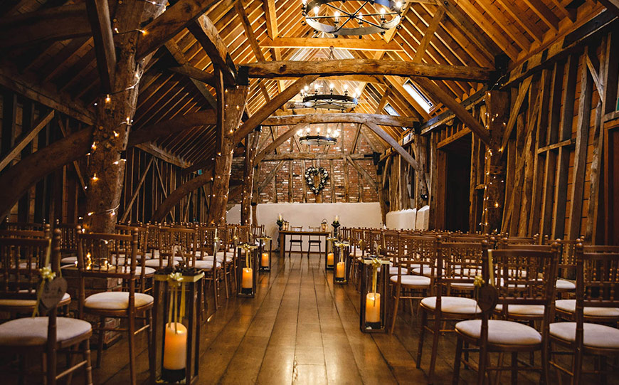 What To Look For In An Autumn Wedding Venue - Bassmead Manor Barns | CHWV