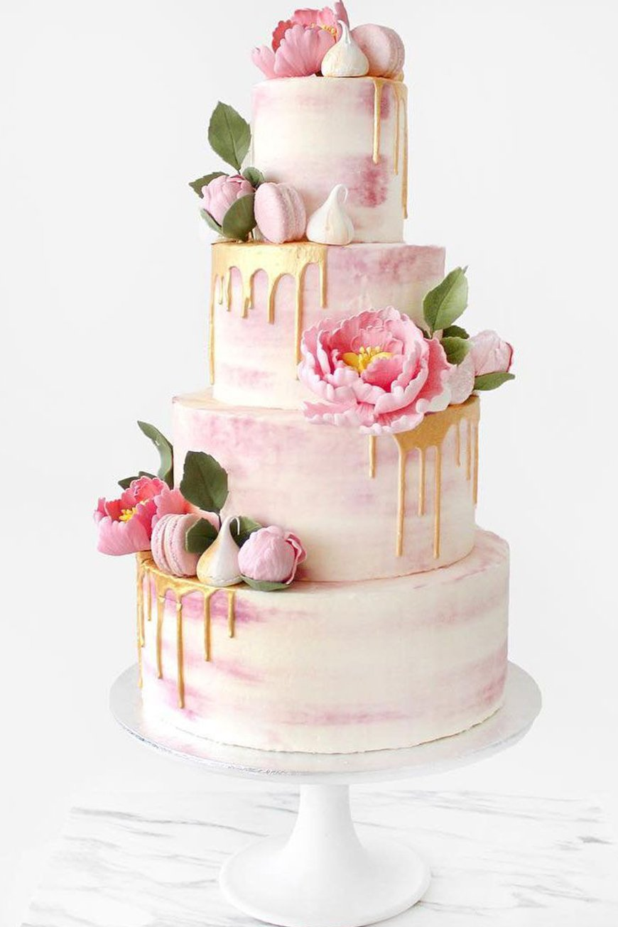 A-Z of Wedding Cakes - Just right | CHWV