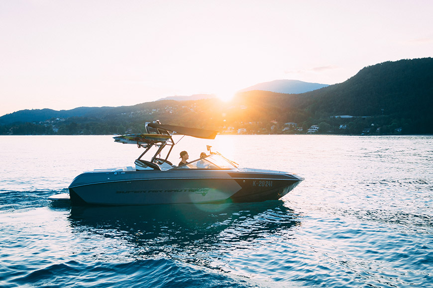 Unique Stag Party Ideas - Boat trip | CHWV