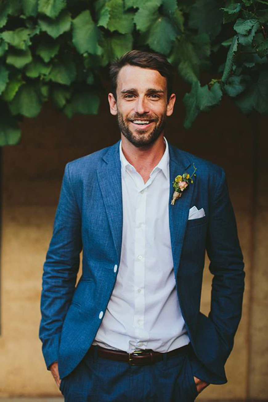 What Style Of Groom Are You? - Casual | CHWV