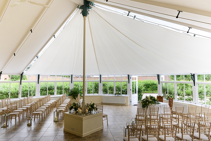 Budget-Friendly Wedding Venues For 2019 - Combermere Abbey | CHWV