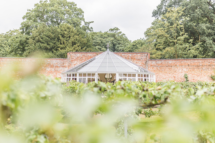 9 Spectacular Spring Wedding Venues - Combermere Abbey | CHWV
