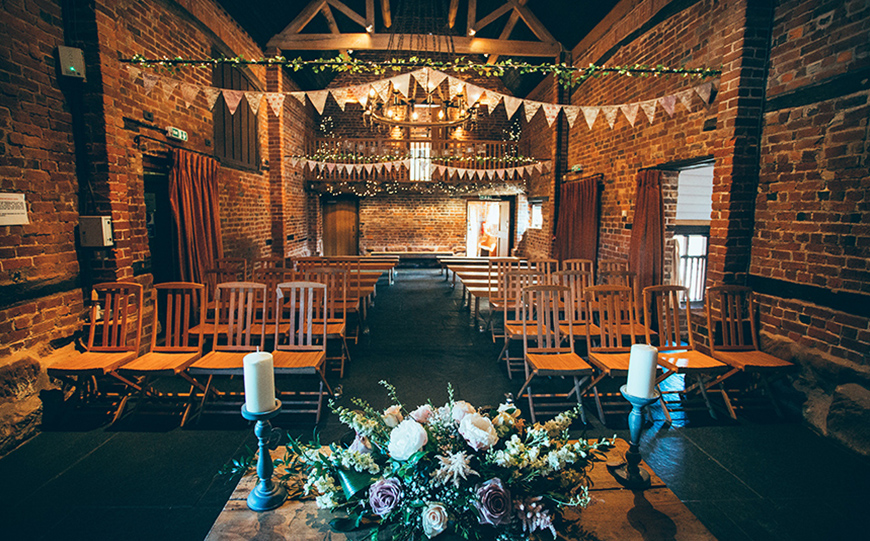 Incredible Last-Minute Wedding Venues That Could Save You A Fortune - Curradine Barns | CHWV