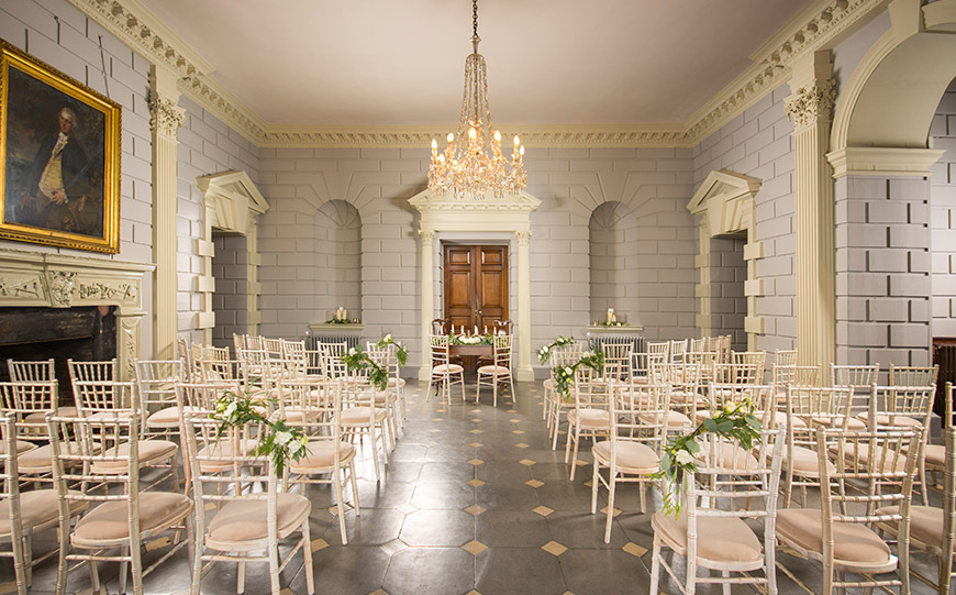 11 Wedding Venues With The Most Amazing Accommodation - Davenport House | CHWV
