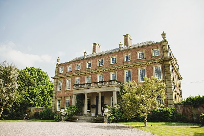 The Best Of British Wedding Venues - Davenport House | CHWV