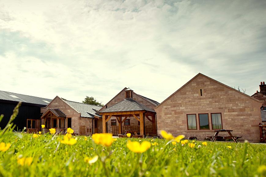 8 Charming Cheshire Wedding Venues - Heaton House Farm | CHWV