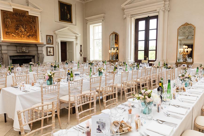 9 Unmissable Cotswolds Wedding Venues - Kirtlington Park | CHWV