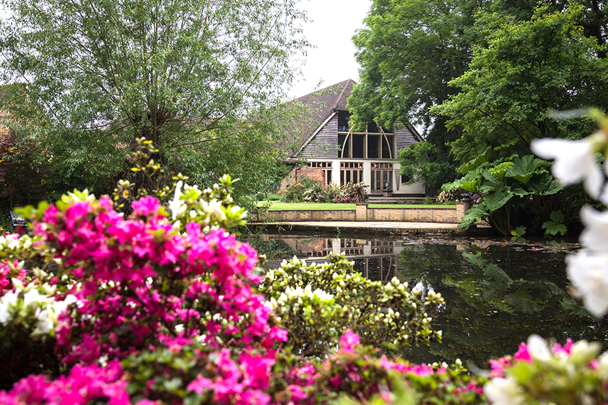The Best Barn Wedding Venues - Rivervale Barn | CHWV