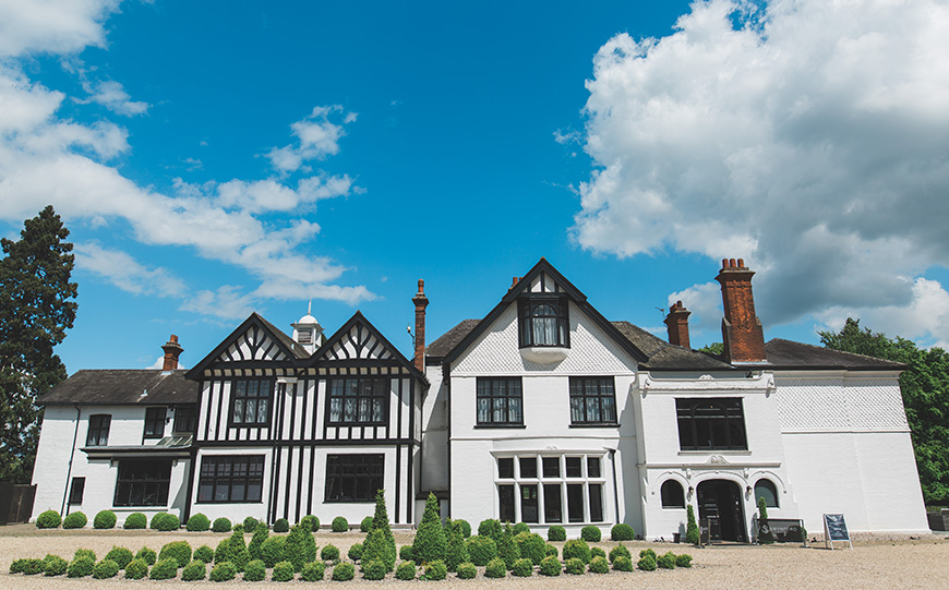 9 Magnificent Manor House Wedding Venues You Won't Want To Miss - Swynford Manor | CHWV