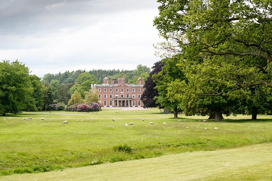 7 Stunning Wedding Venues In Shropshire - Weston Park | CHWV