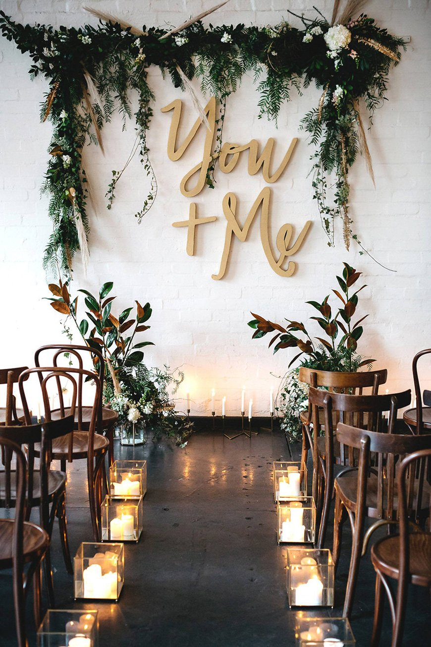 How To Throw The Best Winter Wedding Chwv