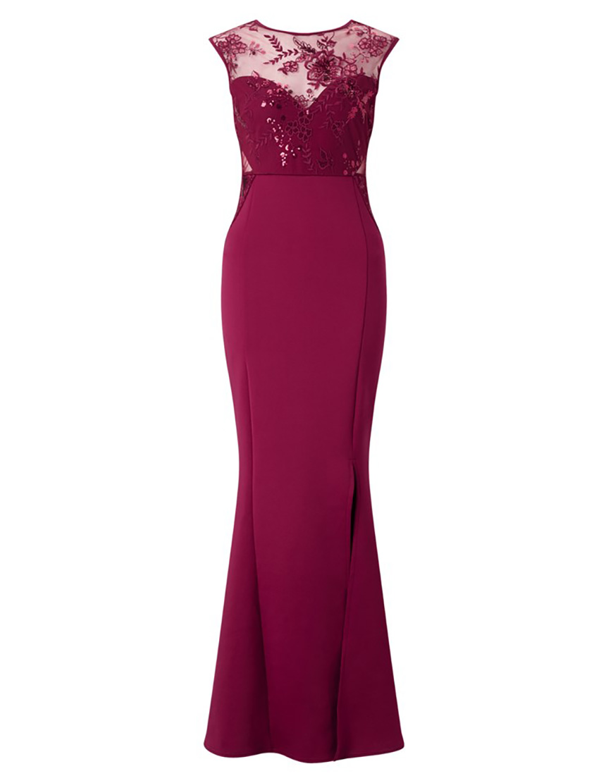 High Street Bridesmaid Dresses For Winter - Beautiful colours | CHWV