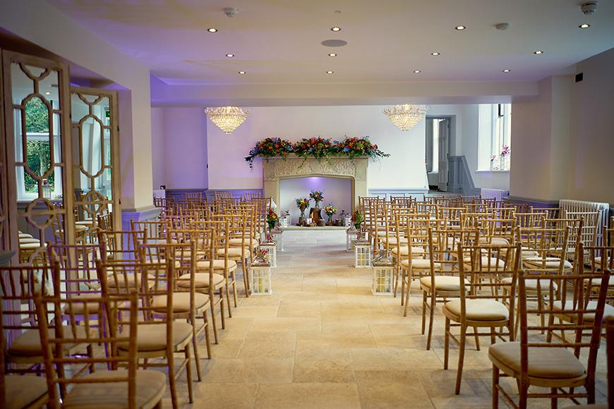 The Best Wedding Venues Of The North - Tyn Dwr Hall | CHWV