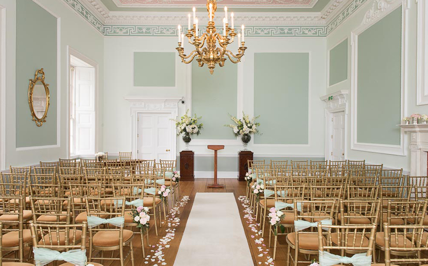 11 Country House Wedding Venues In The South East - Botleys Mansion | CHWV
