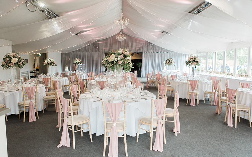 Incredible Last-Minute Wedding Venues That Could Save You A Fortune - Braxted Park | CHWV
