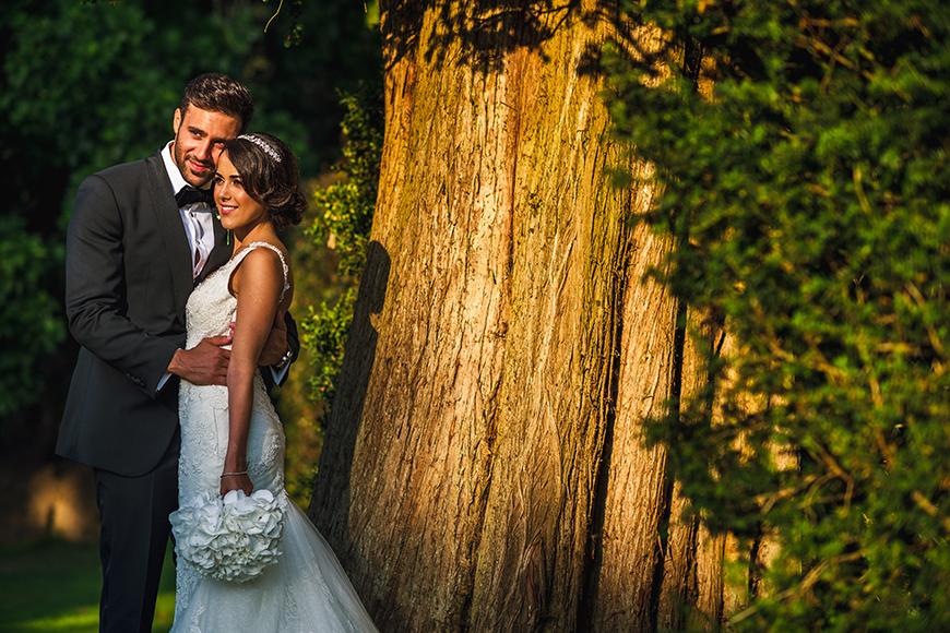 7 Enchanting Woodland Wedding Venues - Braxted Park | CHWV