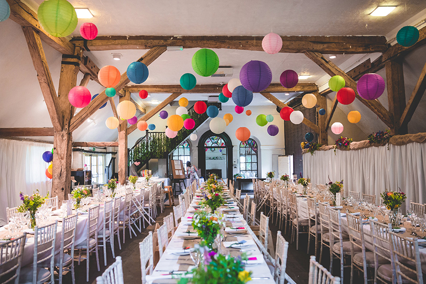 11 Sensational Sussex Wedding Venues - Bury Manor Barn | CHWV