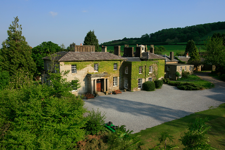 9 Country House Wedding Venues In The South West - Colehayes Park | CHWV