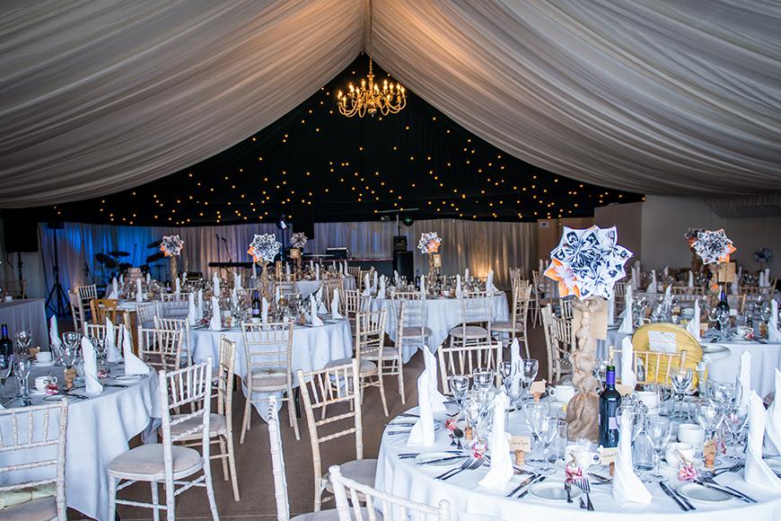 8 Wonderful Wedding Venues In Warwickshire - The Granary at Fawsley | CHWV
