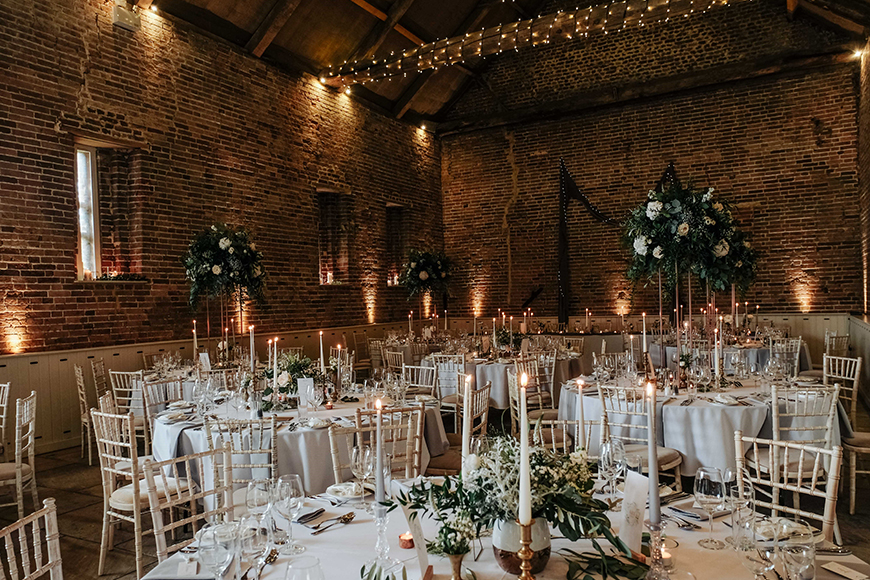 9 East Anglia Wedding Venues You Have To See - Manor Mews | CHWV