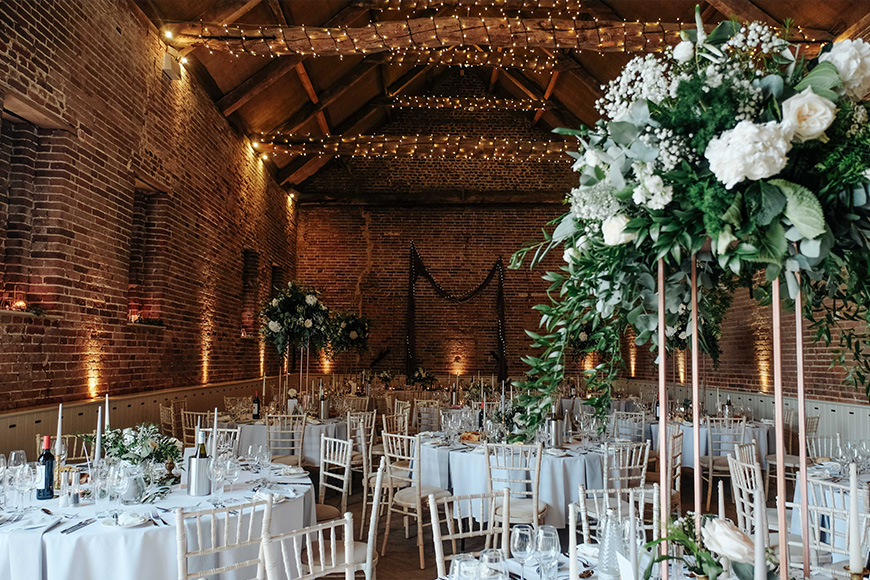 6 Incredible Norfolk Wedding Venues - Manor Mews | CHWV