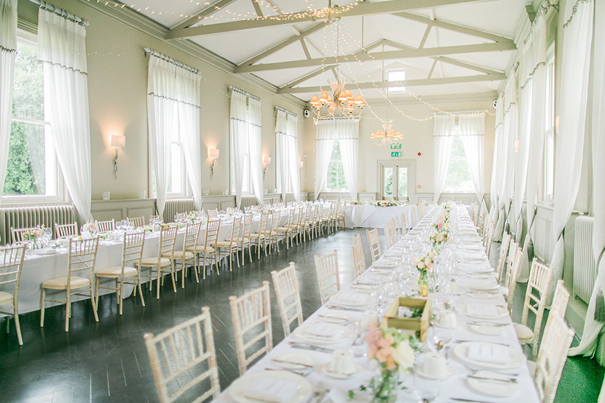 How To Match Your Look To Your Wedding Venue - Morden Hall | CHWV