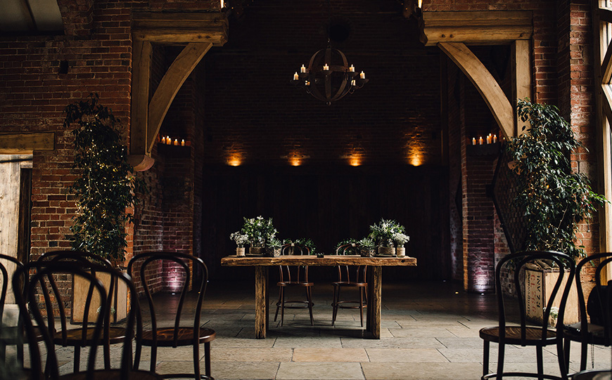 6 Unmissable Wedding Venues In Leicestershire - Shustoke Farm Barns | CHWV