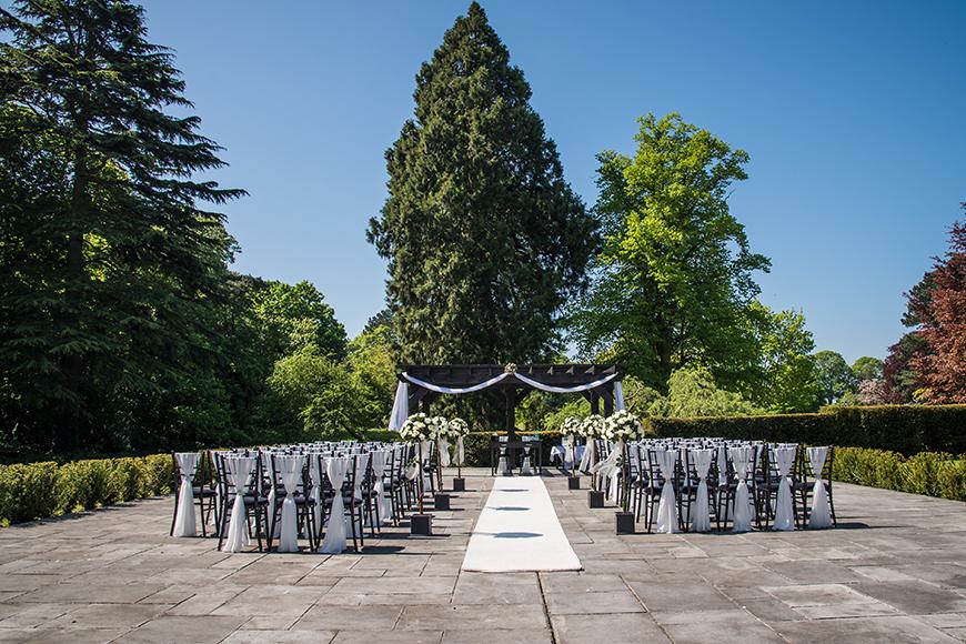 7 Country House Wedding Venues For A Summer Wedding - Swynford Manor | CHWV