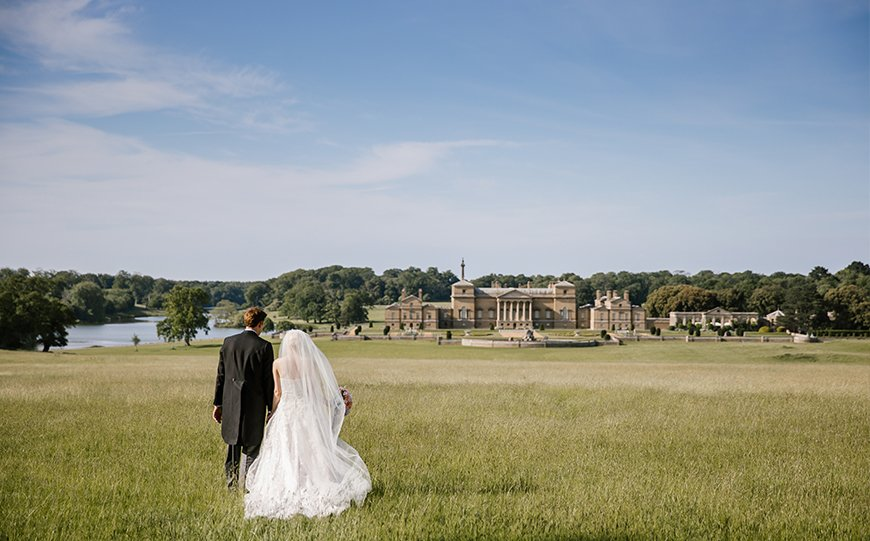 11 Country House Wedding Venues For A Spring Wedding - Holkham Hall | CHWV