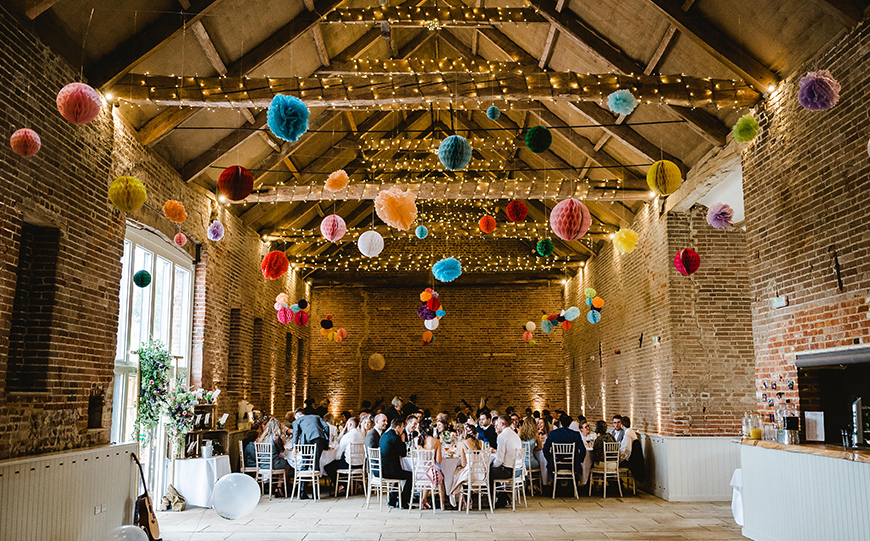 Incredible Last-Minute Wedding Venues That Could Save You A Fortune - Manor Mews | CHWV