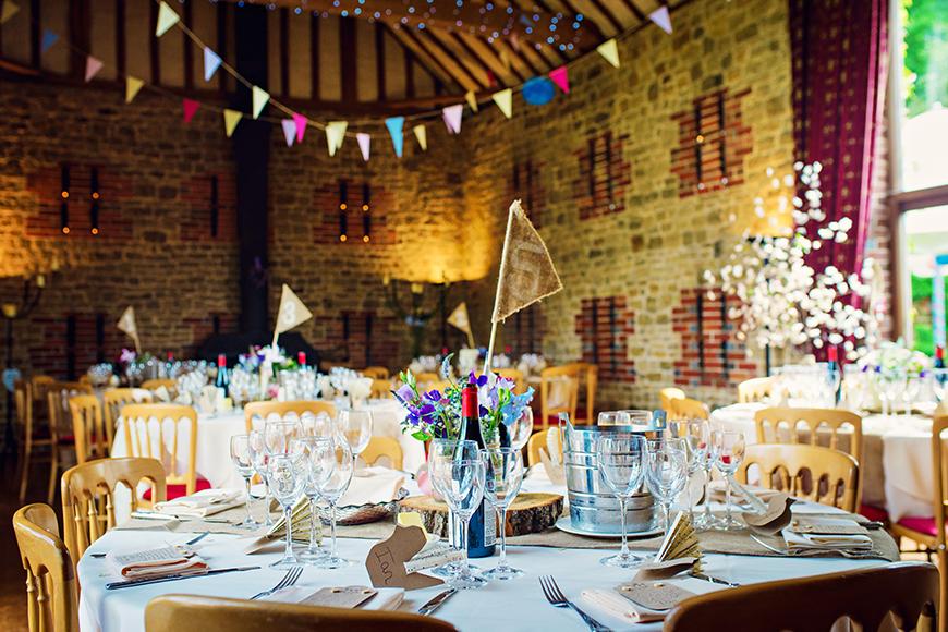 7 Enchanting Woodland Wedding Venues - Bartholomew Barn | CHWV