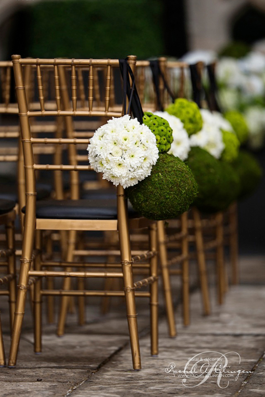 Wedding Ideas By Colour: Bronze Wedding Theme - Ceremony style | CHWV