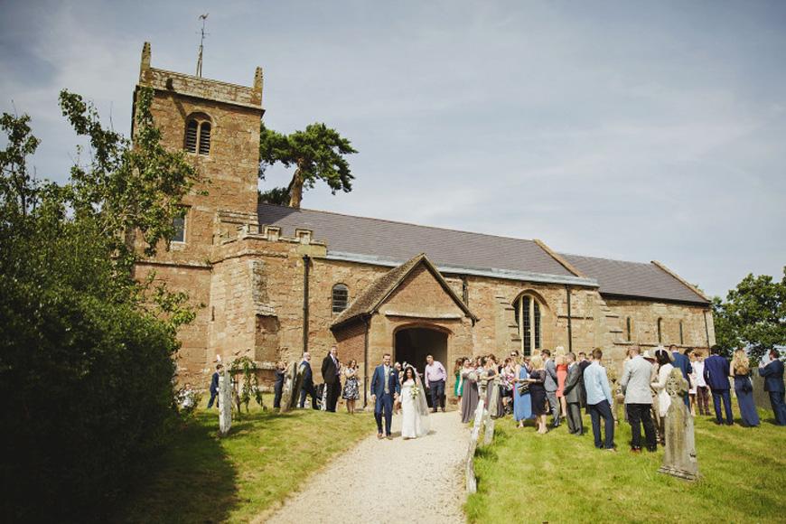 7 Wonderful Wedding Venues With Churches - Curradine Barns | CHWV