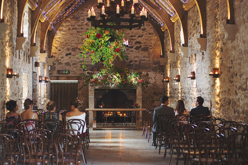 11 Barn Wedding Venues For An Autumn Wedding - Healey Barn | CHWV