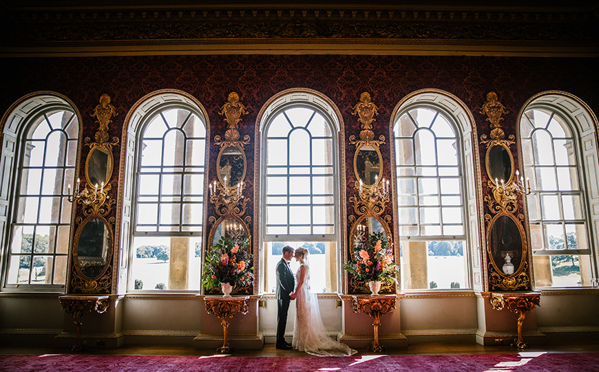 11 All-In-One Wedding Venues For The Perfect Day - Holkham Hall | CHWV