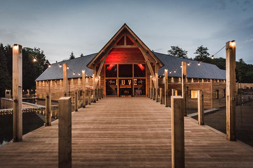 7 Stunning Wedding Venues In Shropshire - The Mill Barns | CHWV