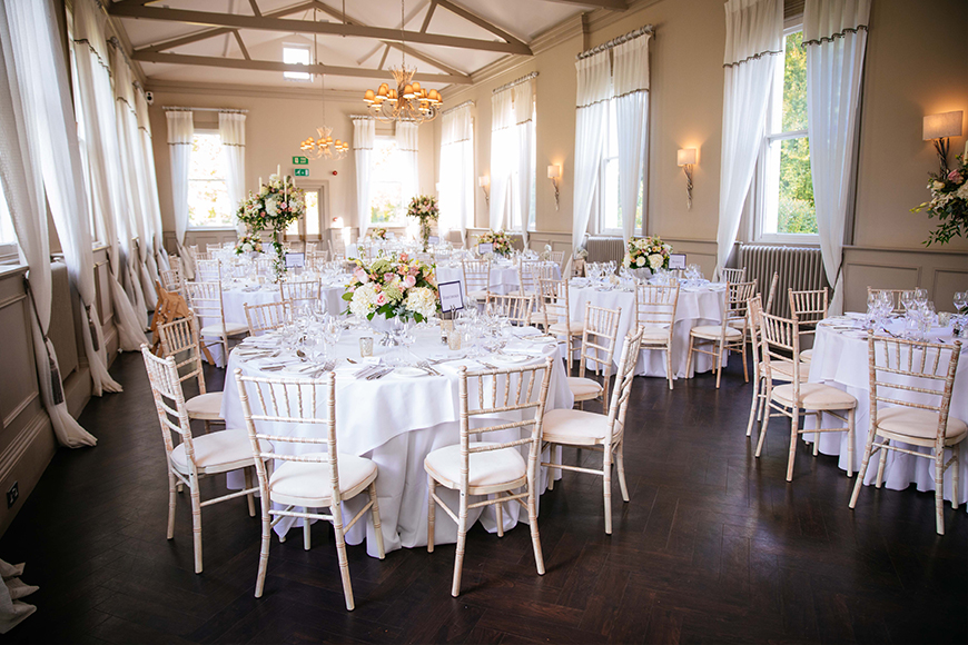 The Best Of British Wedding Venues - Morden Hall | CHWV