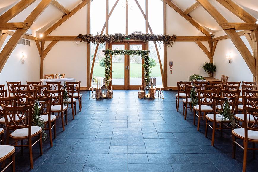 Budget-Friendly Wedding Venues For 2019 - Mythe Barn | CHWV