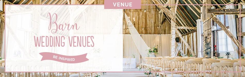 Barn wedding venues - Be inspired | CHWV