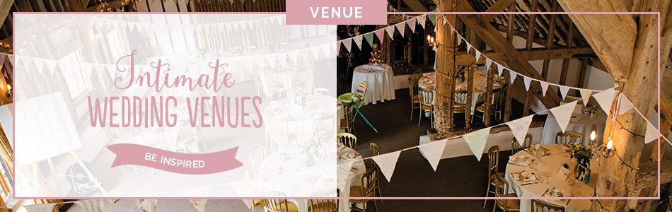 Intimate wedding venues - Be inspired   CHWV
