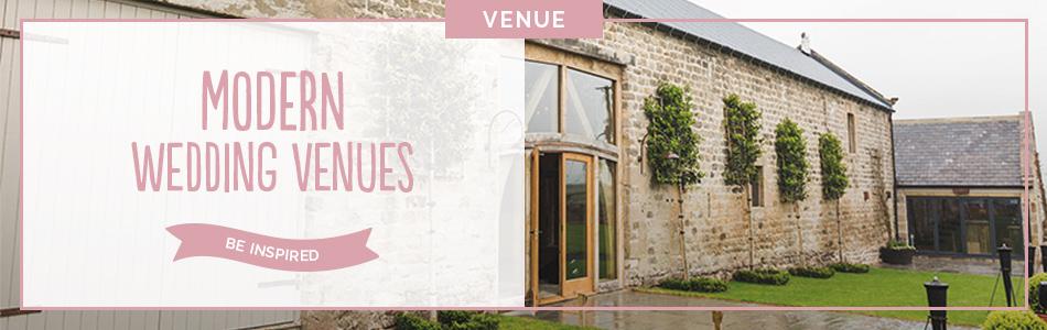 Modern wedding venues - Be inspired | CHWV