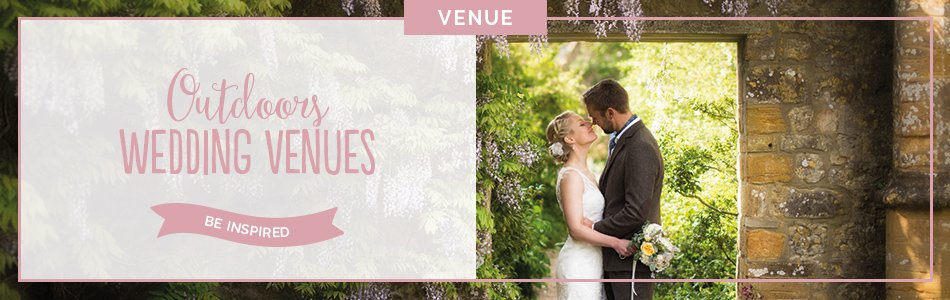 Outdoor wedding venues - Be inspired | CHWV