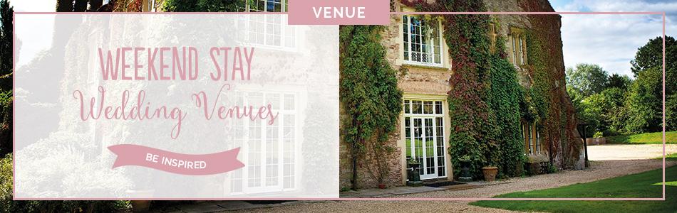 Weekend wedding venues - Be inspired   CHWV
