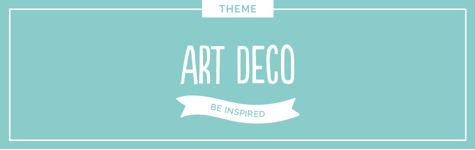 Art Deco wedding ideas - Be inspired | CHWV