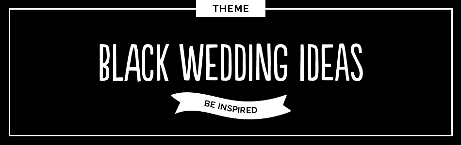 Black wedding ideas - Be inspired | CHWV