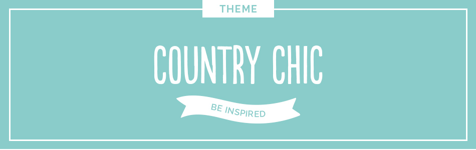 Country-chic wedding ideas - Be inspired | CHWV