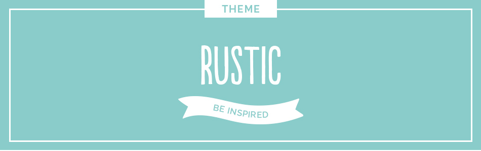 Rustic wedding theme - Be inspired | CHWV