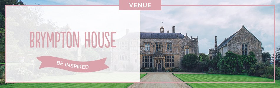Brympton House wedding venue in Somerset - Be inspired | CHWV
