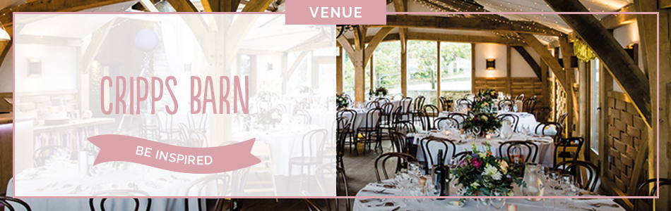 Cripps Barn wedding venue in Gloucestershire - Be inspired | CHWV